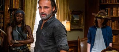 The Walking Dead Recap, Season 7 Episode 9: Rock in the Road - vulture.com