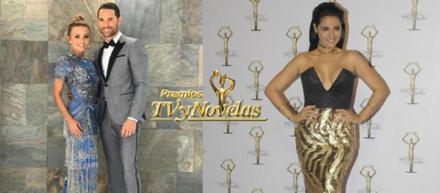 Confira os melhores looks dos prêmios TVyNovelas 2017