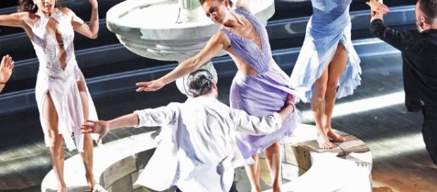 Dancing with the Stars Final Recap: Ginger Zee Returns After ... - tvguide.com