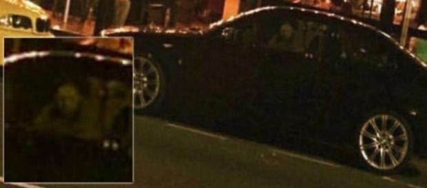 Dono do carro jura ter fotografado um fantasma no interior do veículo (XSAS_Daughter)