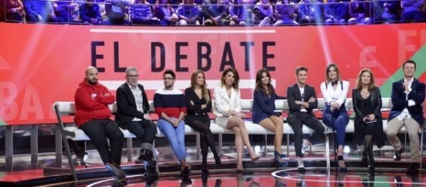 El Debate de Gran Hermano VIP no siempre garantiza la repartición equitativa de críticas y defensas sobre los concursantes