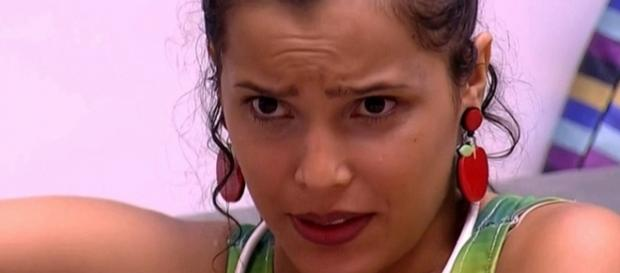 Emilly pode perder o BBB17 na final.