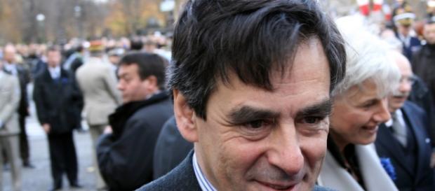 Francois Fillon - parquet financier - CC BY