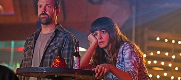 Is Anne Hathaway controlling a monster in Seoul?/Photo via Daily Grindhouse | JASON COFFMAN'S TOP 20 MOVIES OF 2016! - Daily ... - dailygrindhouse.com