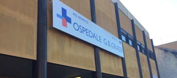 La Regione Lazio vuole chiudere il laboratorio di analisi dell'ospedale Grassi.