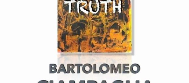 Locandina della mostra di Bartolomeo Ciampaglia