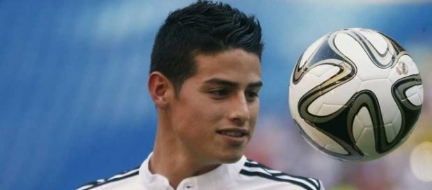 Mercato – James Rodriguez au PSG ? Actu foot mercato, foot ... - footransferts.com