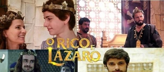 """Os reis de Judá serão punidos em """"O Rico e Lázaro"""""""