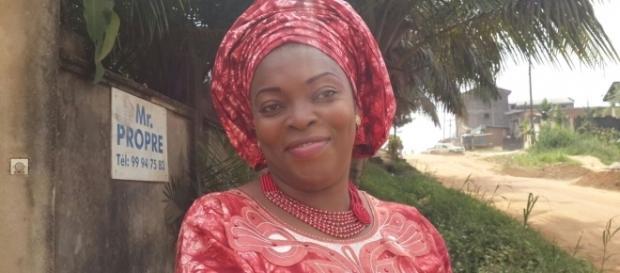 Pascaline NENDA, PDG de LAMANA Cameroun