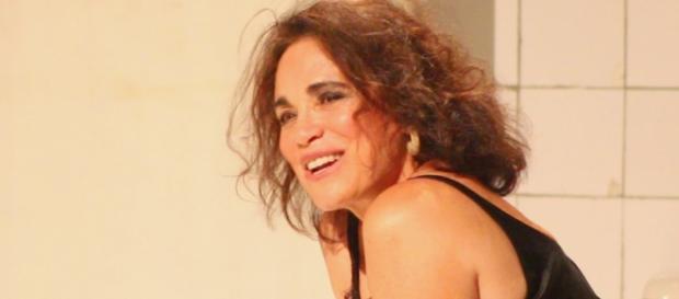Regina Duarte é uma reconhecida atriz brasileira