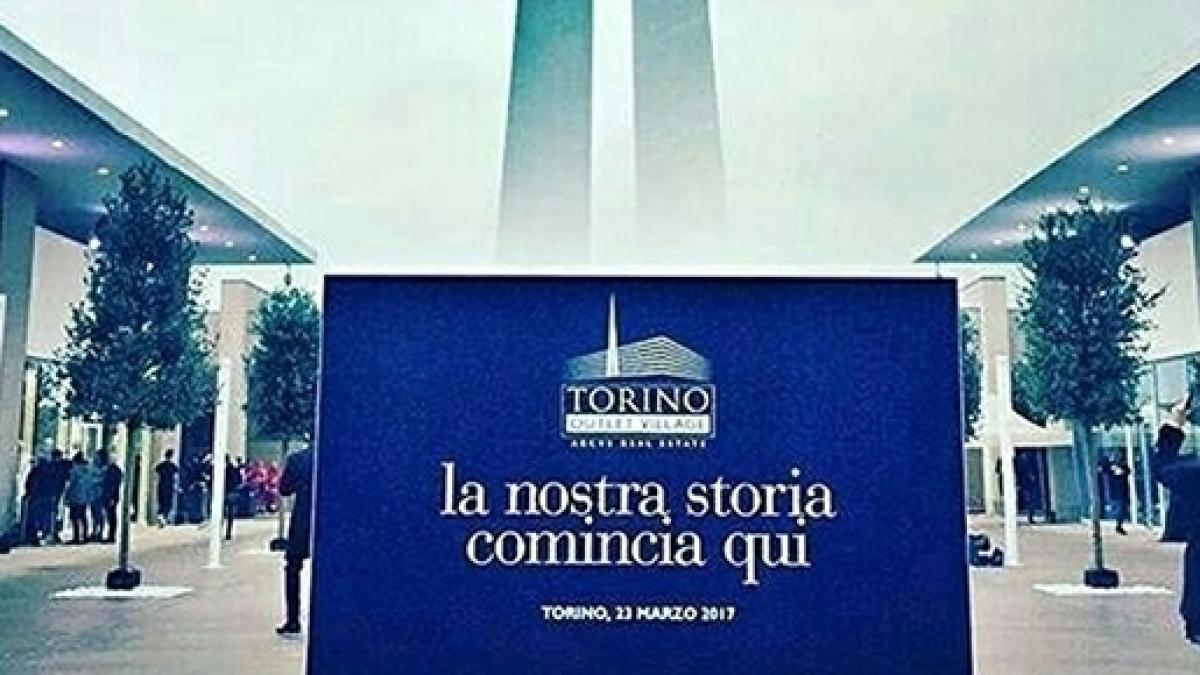 huge discount 571fa 6a0e3 Torino Outlet Village: negozi e marchi, orari e come ...