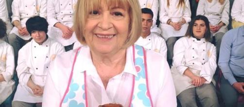 Anna Moroni la prova del cuoco