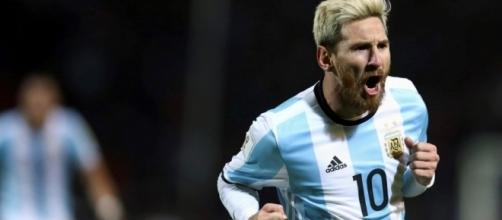 Argentine: Messi forfait pour le Venezuela 4 matchs
