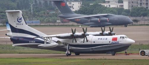 China just showed off its next generation of mega-planes | Popular ... - popsci.com
