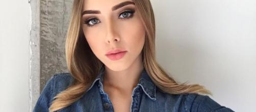 Eminem's Daughter Hailie Scott Is All Grown Up And People Are Noticing Image sourced by Haile Scott Instagram