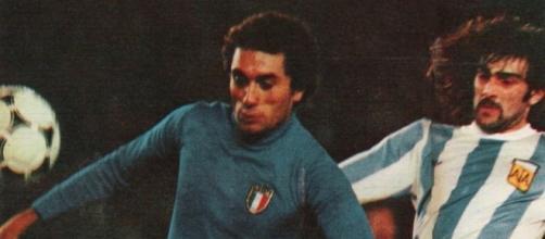 Claudio Gentile e Mario Kempes ai Mondiali del 1978