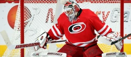 Hurricanes goalie Eddie Lack put on injured reserve - nhl.com