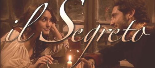 Il logo della prima stagione de Il Segreto