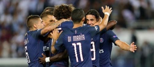 """Il PSG gioca """"a tennis"""": 6-0 al Caen con poker di Cavani – ITA ... - itasportpress.it"""