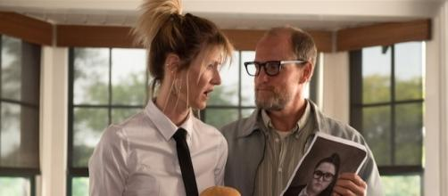 Laura Dern and Woody Harrelson in 'Wilson' (Photo Courtesy of Fox Searchlight Pictures)