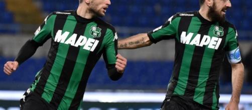 Lazio-Sassuolo 0-2, Berardi e Defrel affondano i biancocelesti ... - repubblica.it