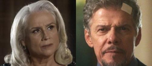 Magnólia e Tião Bezerra vão ter um final muito trágico em 'A Lei do Amor'