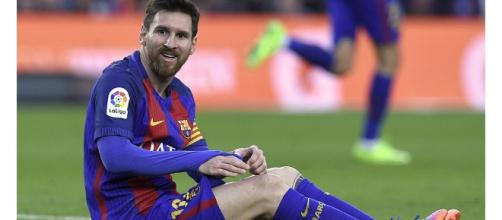 Messi lourdement sanctionné par la FIFA