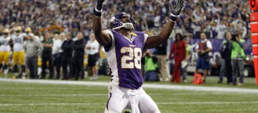 NFL Minn. Vikings' Adrian Peterson Says: 'I'm Juicing on the Blood ... - christianpost.com