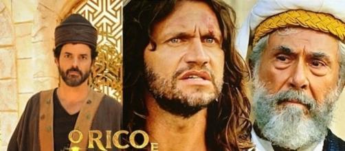 'O Rico e Lázao': Profecia de Jeremias se cumpre mais uma vez