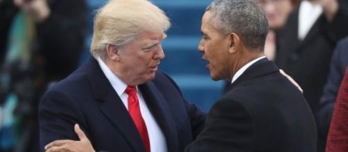 Obama Family Farewell Includes a Final Missive to Donald Trump ... - go.com