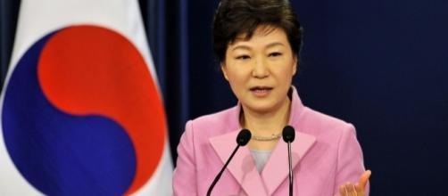 Park Geun-hye, presidente della Repubblica di Corea dal 25/02/2013 allo scorso 10 marzo