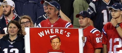 The Pats might be able to find Roger, as he plans to attend the 2017 season opener - patspulpit.com