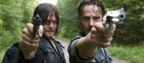 """""""The Walking Dead"""" producer revealed that the show will certainly not end anytime soon. (via Blasting News library)"""