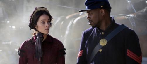 'Timeless' season 2 could still happen [Image via NBC]