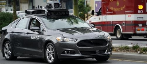Uber's self-driving car project suffered a blow when a top scientist left last week. (Photo via Wikimedia)