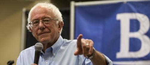 U.S. Senator from Vermont Bernie Sanders is proposing single-payer 'Medicare-for-all' health insurance / Phil Roeder, Flickr CC BY-SA 2.0