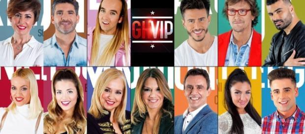 Arranca 'Gran Hermano VIP 5': 12 celebrities y un anónimo entran ... - bekia.es