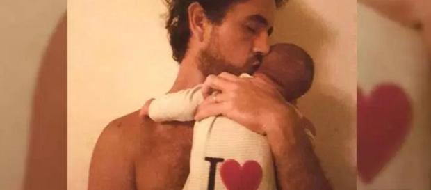 Felipe Andreoli tem filho com vírus importante - Google