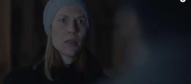 Homeland episode 11,season 6 screenshot image via Andre Braddox