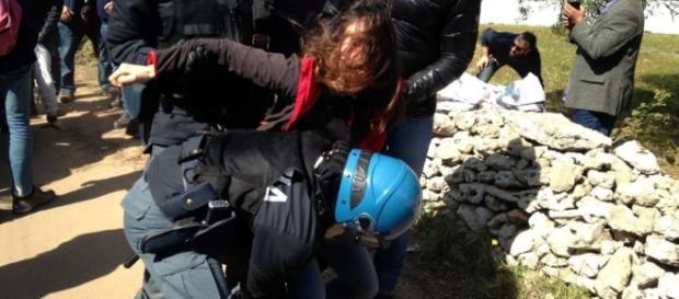 Il Salento come la Val Susa: così i No Tap combattono contro il ... - today.it