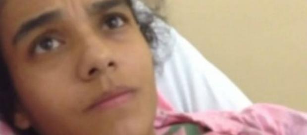 Neila dos Santos Fagundes confessou ter matado filha com facada no coração