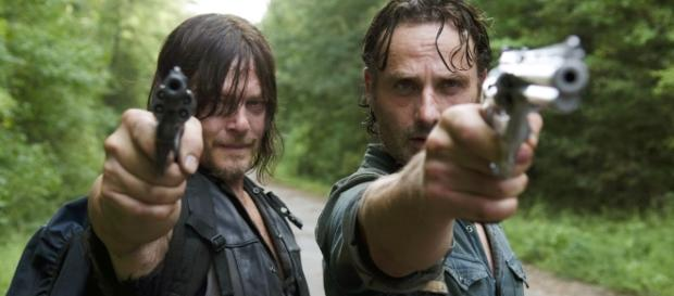 """The Walking Dead"" producer revealed that the show will certainly not end anytime soon. (via Blasting News library)"