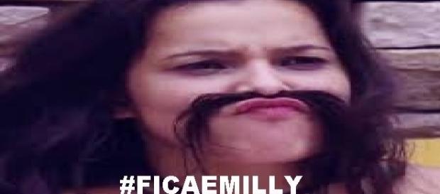 Torcida da participante Emilly ganha destaque no Twitter