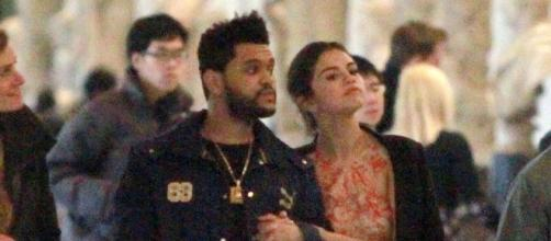 Are Selena Gomez and The Weeknd getting serious? The actress is putting her personal life as a priority now. (via Blasting News library)