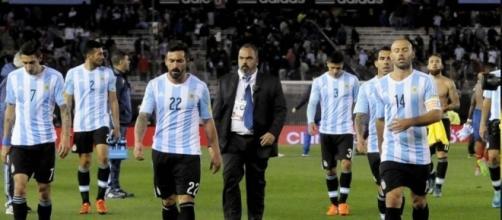 Argentina a un paso de quedar fuera del mundial de Rusia 2018