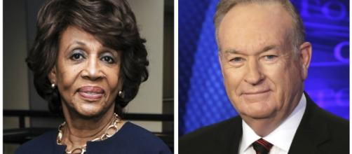 Bill O'Reilly: Maxine Waters' Hair A 'James Brown Wig,' Says ... - inquisitr.com