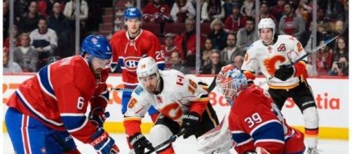Calgary Flames dominate Montreal Canadiens in 4-1 win | Calgary Herald - calgaryherald.com