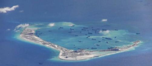 China Downplays Land-building in S. China Sea - voanews.com BN support