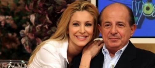 Giancarlo Magalli vs. Adriana Volpe, volano stracci su Instagram