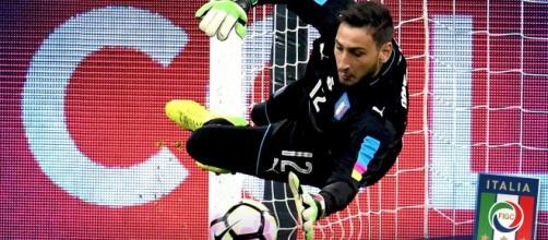 Gianluigi Donnarumma, il portiere titolare più giovane della storia della Nazionale italiana
